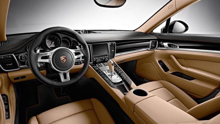 Porsche releases new Panamera Edition models