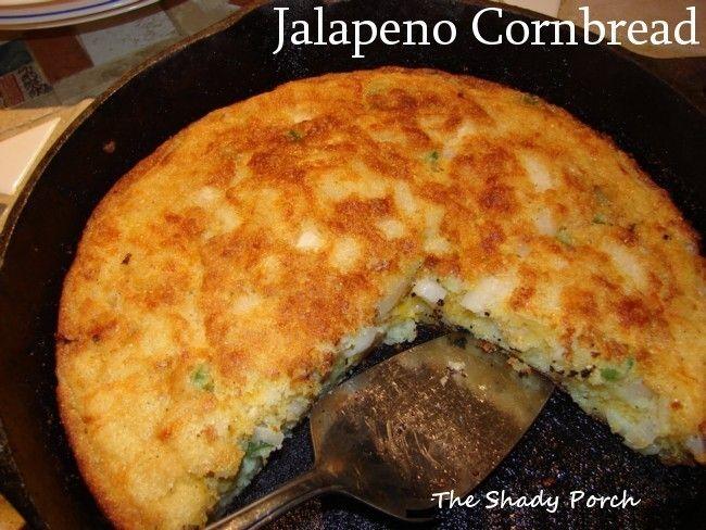 how to make cornmeal bread