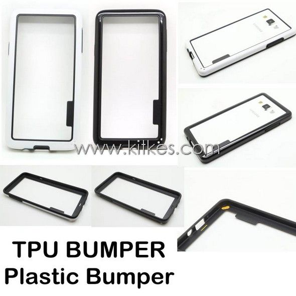 TPU PC Bumper Case Samsung Galaxy A3 - Rp 80.000 - kitkes.com