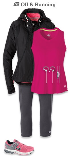 Want this combo for the Marathon!!