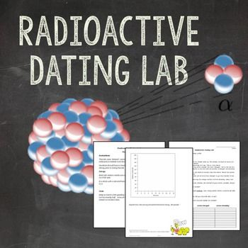 Radioactive dating activity pennies