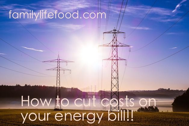 How to lower your Energy Bill in Winter