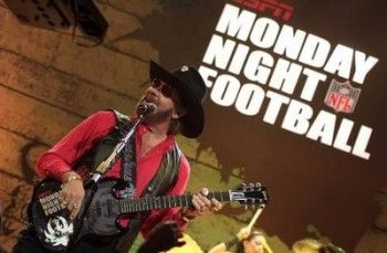Image result for Hank Williams Jr and Monday night football
