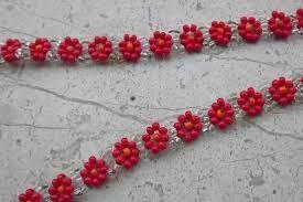 Risultati immagini per creare con le perline