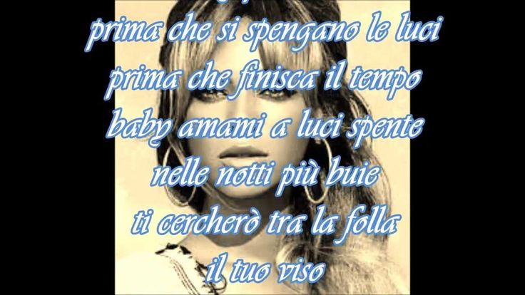 XO by Beyoncè TRADUZIONE ITALIANO