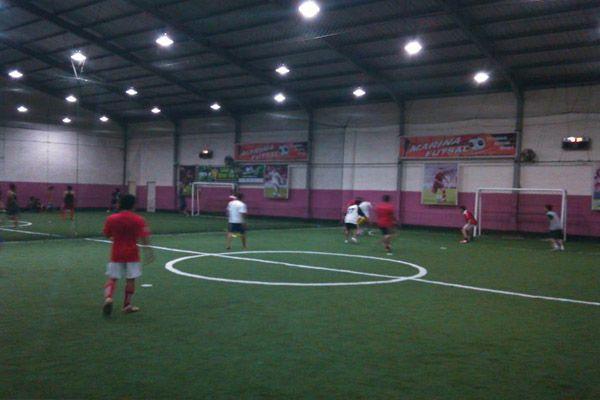 Tawaran Kemitraan Bisnis lewat Lapangan Futsal