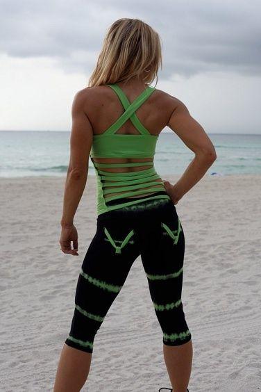 Equilibrium Activewear C333 Women Fitness Clothing