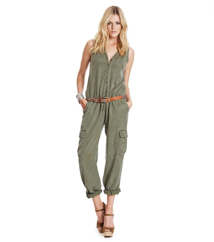 Rescue Jumpsuit Odd Molly via Keep Co.. Click on the image to see more!