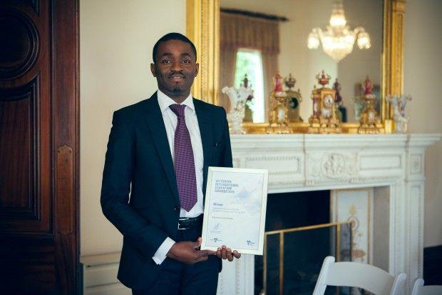 Nigerian Aibinuomo Iyiade wins International Student of the Year award for Vocational Education and Training | Meld Magazine