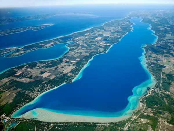 The 10 Most Beautiful Lakes in Michigan - Torch Lake