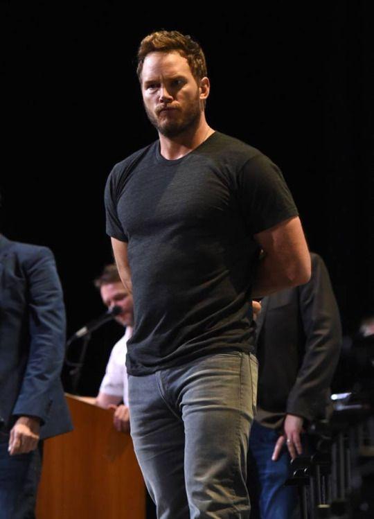 Chris Pratt at SDCC 2016 - July 23rd 2016
