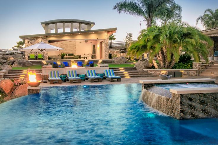 1145 Best Pools Images On Pinterest Pools Backyard