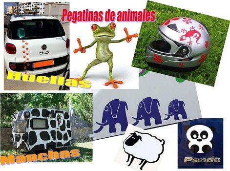 pegatinas de animales y huellas son las ms populares en el mundo de calcomanas ideas