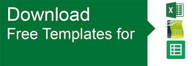 Image result for download free excel spreadsheet templates