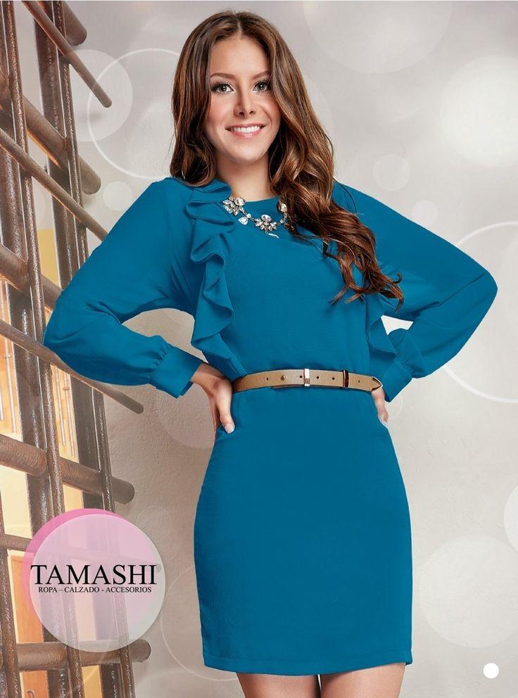 Vestido CKLASS 165-28 — TAMASHI