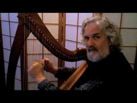 A jumping-off point for basic technique on the traditional (Celtic) harp.  One of my new projects...