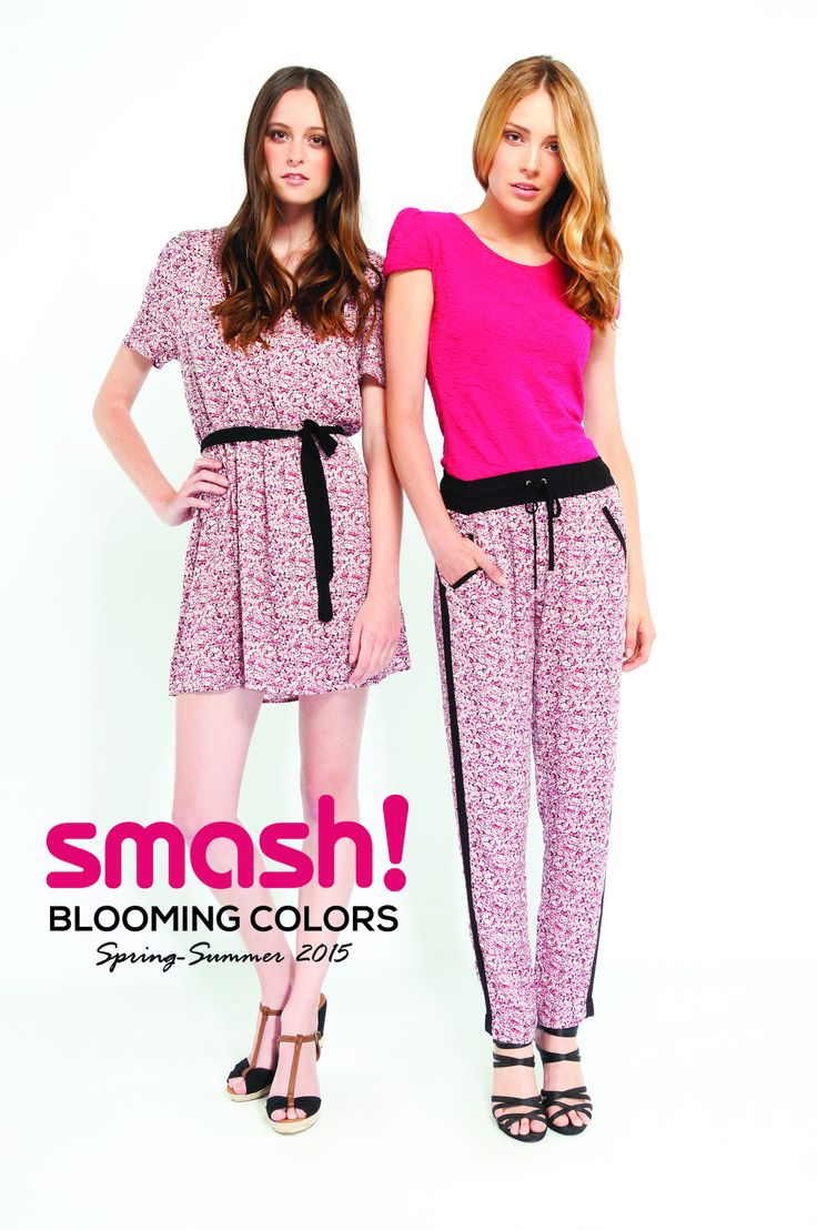 #summer #dress #smash #barcelona #pink