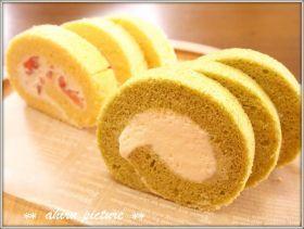 「ahiruのロールケーキ♪♪♪」。。。ahiru | お菓子・パンのレシピや作り方【corecle*コレクル】
