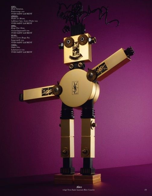 ysl robot