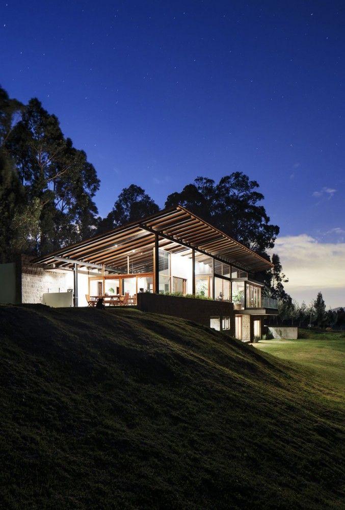 Los Chillos House Diez Muller Arquitectos