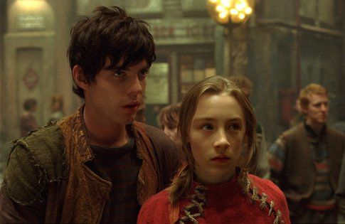 """City of Ember"" with Saoirse Ronan and Harry Treadaway"