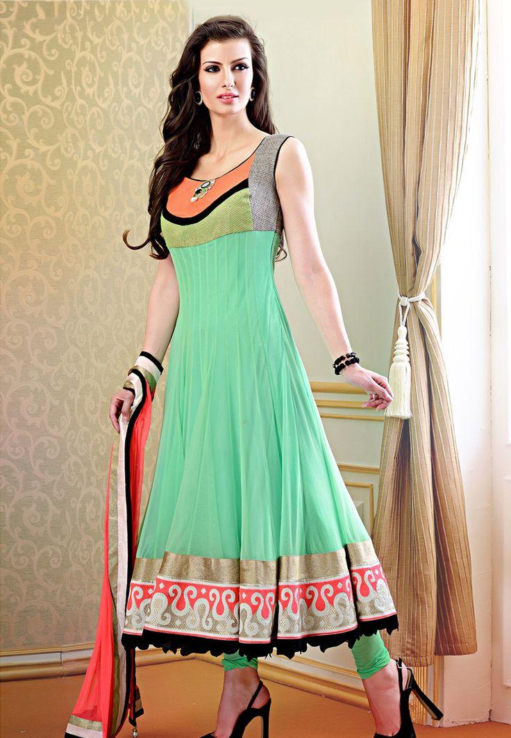 352 best Salwar images on Pinterest | Salwar kameez, Indian ...