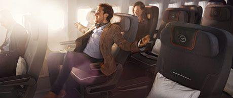 Discover the new Premium Economy Class - Lufthansa ® Denmark