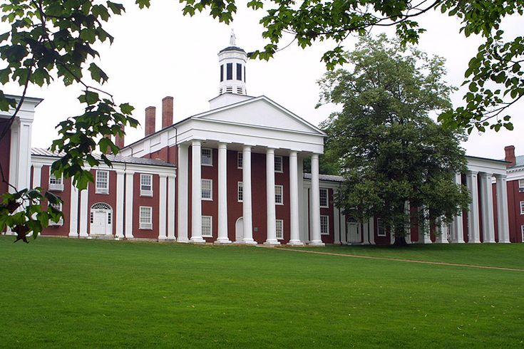 Washington and Lee University in Lexington, VA