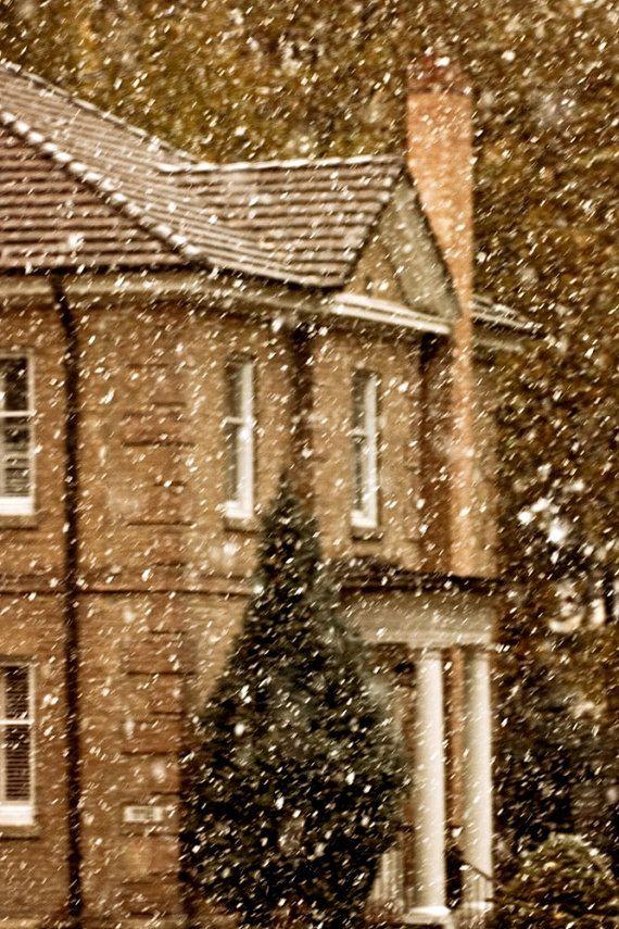 ... let it snow