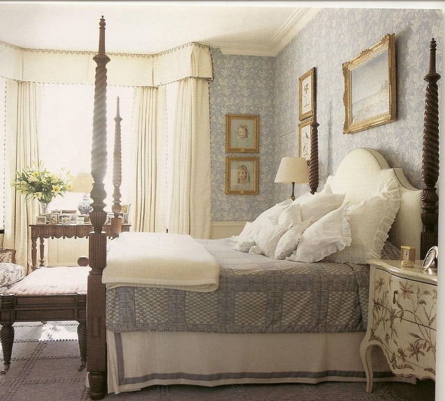 Window Treatments: Solutions for all shapes and sizesCurtains, Four-Post, Guest Bedrooms, Solutions, Decs A Port, Window Treatments, Shape, Windows Treatments, Size
