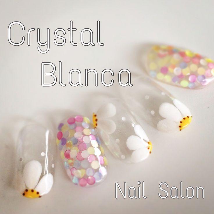 Crystal Blanca (ネイル)|ネイル画像数国内最大級のgirls pic(ガールズピック)