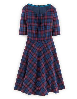 Isla Dress WH703 Smart Day Dresses at Boden