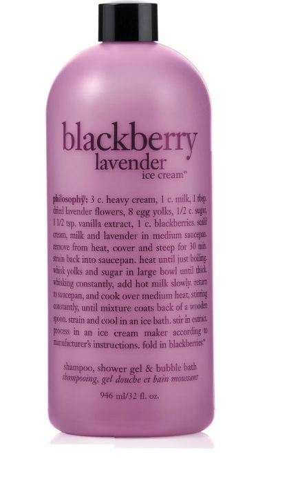 Philosophy <3 This stuff, I want to try this scent.