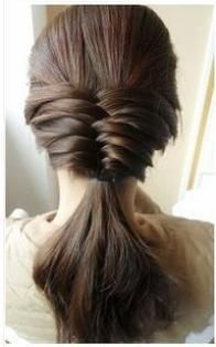 zapletené vlasy
