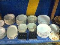 Servizio piatti usato 100€