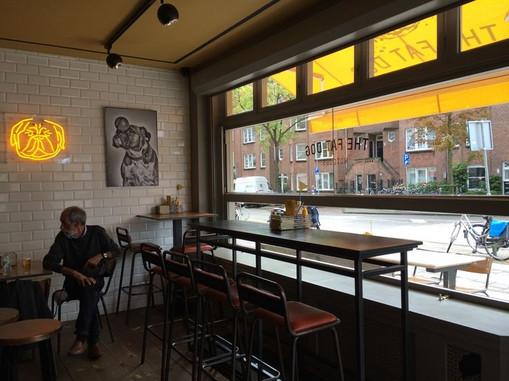 The Fat Dog in Amsterdam, Noord-Holland