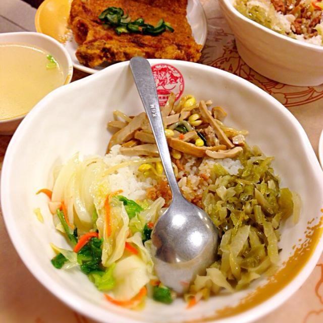 レシピとお料理がひらめくSnapDish - 17件のもぐもぐ - 排骨飯 by Nononono