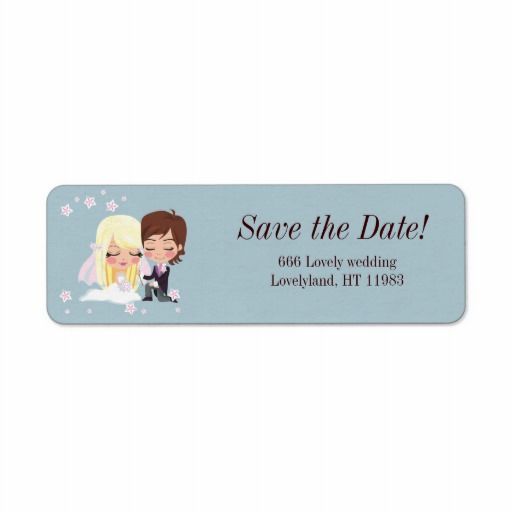17 Best Images About Save The Date Return Address Labels