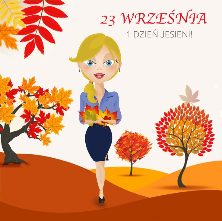 The first day of autumn :)