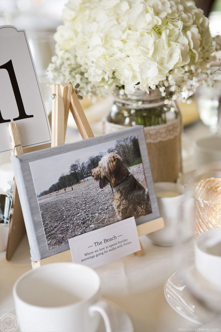 DIY Table Numbers at the Oakville Golf Club. Oakville wedding photographer #sweetheartempirephotography