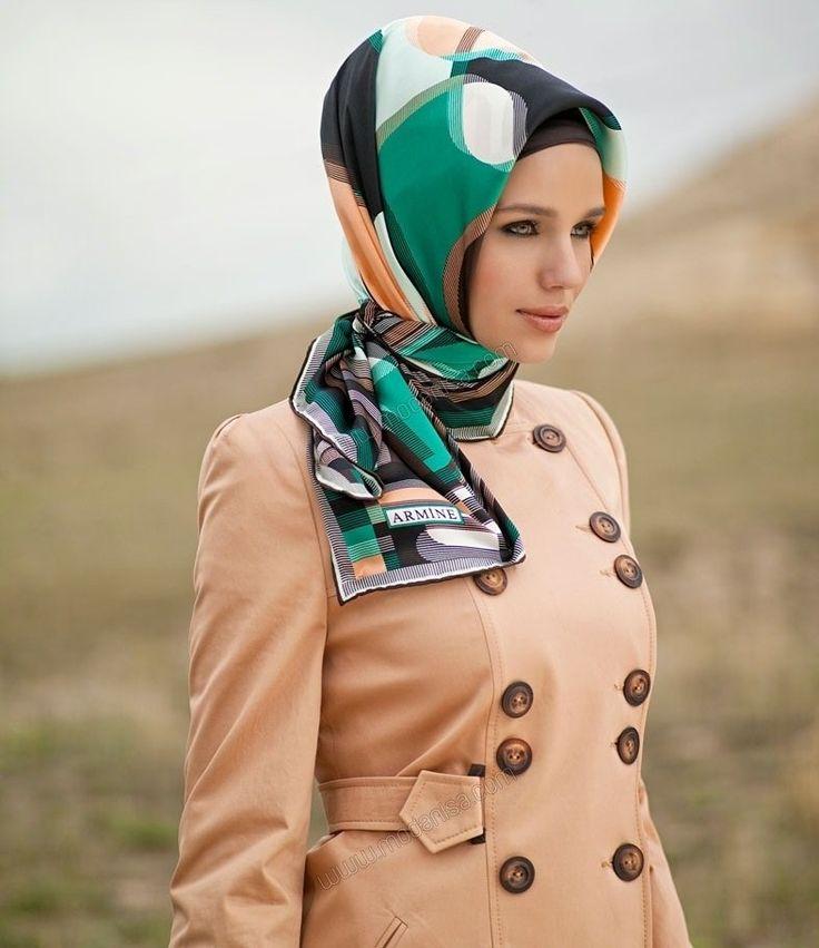Turkish Hijab Fashion Trends for Muslim Women