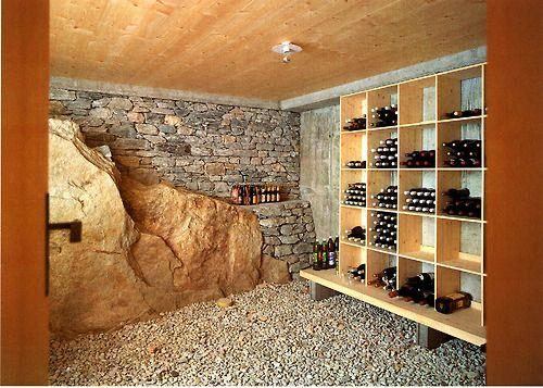 Gion A. Caminada - Walpen house, Blatten 2002. Scans via, photos...