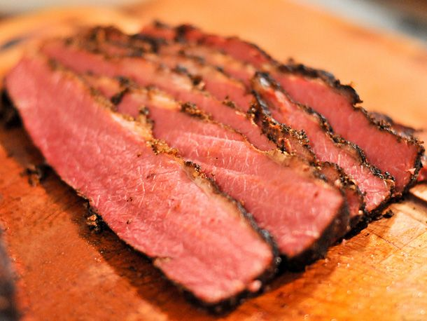 Montreal Smoked Meat (viande fumée), is a type of kosher-style deli meat product…