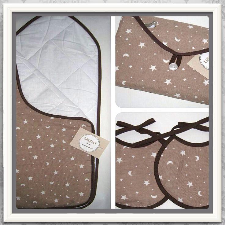 Personaliza el regalo más especial para un bebé, ahora Lequat en color chocolate www.miramami.com/campaign/un-regalo-especial-para-un-bebe