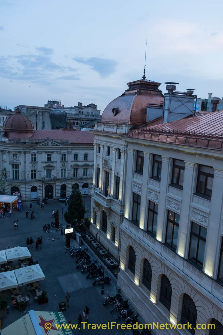 Romania - Bucharest Top 5 Non Schengen Countries - great options to visit and chill out in while you are waiting until you can re-enter the schengen zone. But honestly, I recommend adding these countries to your itinerary anyway. Click through for more information