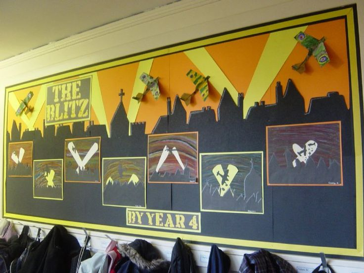 world war 2 classroom displays - Google Search