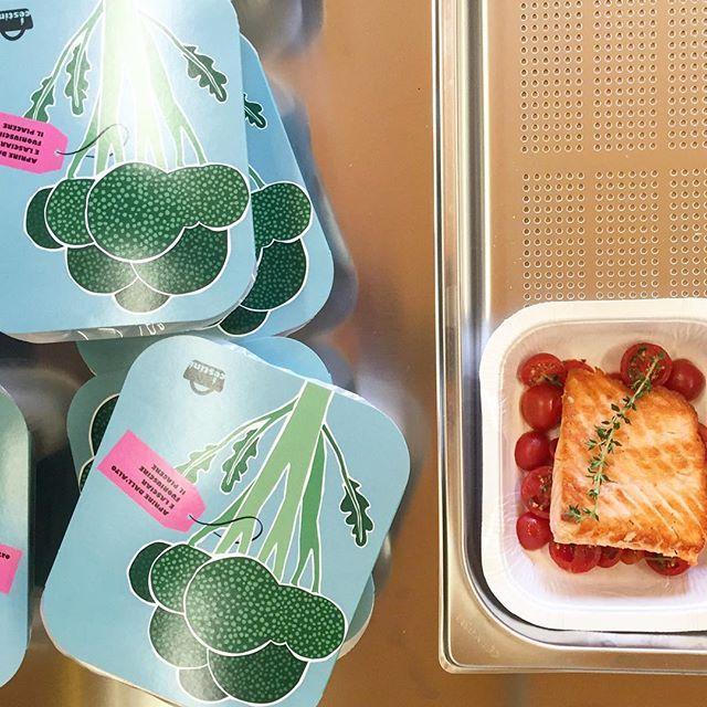 E anche i primi piatti prendono forma...