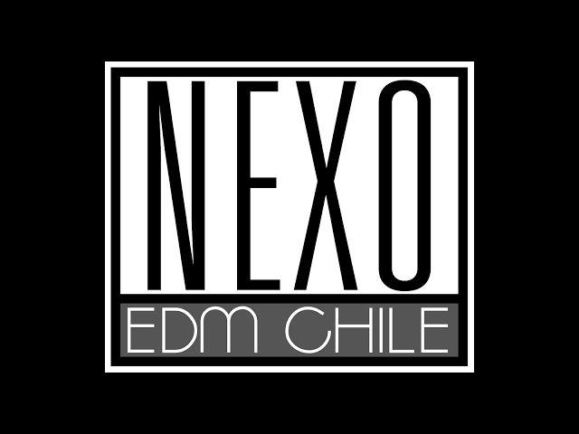 NEXO EDM CHILE: Logo NEXO EDM CHILE