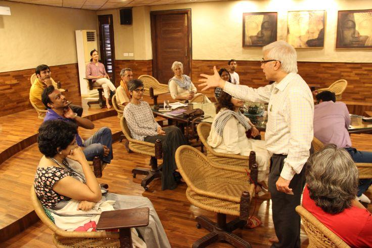 Art of Conscious Conversations - With Bharat Wakhlu