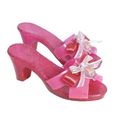 Disney Princess Costume Shoes Pink   Spotlight Site AU